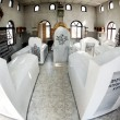Grave of rabbi Baal Shem Tow - Foto de Stock