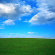 Tunder-clouds — Stock Photo
