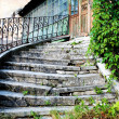 Old stairs — Stock Photo #8575961