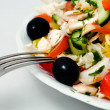 Fresh salad — Stock Photo #8577026