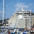 Cruise ship - Stockfoto