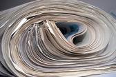 Newsprint — Stock Photo