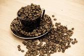 Cofee closeup — Stock Photo