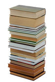 Many books — Stock Photo