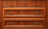 Chest of drawers — Stock Photo