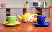 Teacups — ストック写真