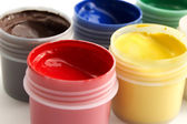 Paints — Foto Stock