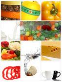 Topic diet — Stock Photo