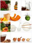 Topic food — Stock Photo