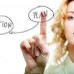 plan — Stockfoto