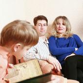 Parents — Stockfoto