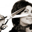 Scissors — Stock Photo