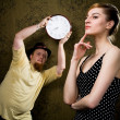 Time goes by — Stock Photo