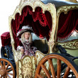 Carriage — Stock Photo #8659344