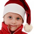 Christmas girl - Stock Photo