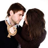 牢固的关系 — 图库照片