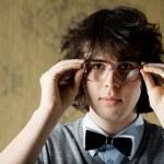 Man in glasses — Stock Photo #8663993
