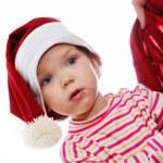 Surprised baby — Stock Photo #8665261