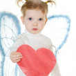 Little cupid — Stock Photo