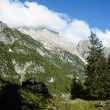 Mountain landscape in the italian alps — Stock Photo