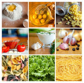 Preparing food — Stock Photo