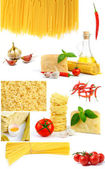 Italian food — Stock Photo