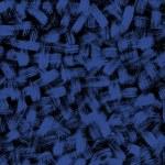 Background brushstroke blue — Stock Photo