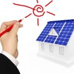 Alternative energy sources — Stock Photo #8720878