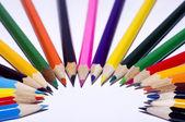 Renk pensils — Stok fotoğraf