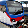 Stock Photo: Rapid train