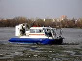 спасательная лодка — Стоковое фото