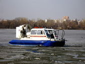 Záchranný člun — Stock fotografie