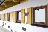 Home windows — Stock Photo