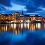 Bergen city in Norway — Stock Photo #8610781
