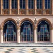 Ca' d'Zan Mansion of Ringling Museum - Stock Photo