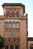 Ca' d'Zan Mansion of Ringling Museum — Foto Stock