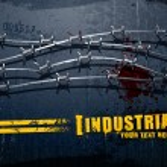 Industrial background — Stock Vector