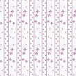 Seamless background with floral pattern — Stock Vector