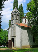 Church of Holy Dimitrij, Podgorica, Montenegro — Stock Photo