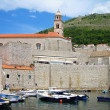 Port of Dubrovnik - Stock Photo