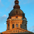 St. Stephen's Basilica, Budapest - Stock Photo