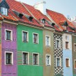 Stock Photo: Market square in Poznan, Poland