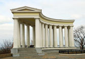 Colonnade at Vorontsov Palace, Odessa — Stock Photo