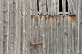 Wooden planks wall — Stock Photo