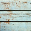 Painted wooden planks — 图库照片