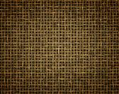 Burlap background — Stock Photo