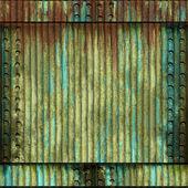 Korozji metali — Zdjęcie stockowe