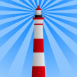Lighthouse — Stock Vector #9598794
