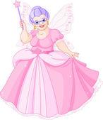 Fairy Godmother — Stock Vector