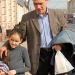 milující otec — Stock fotografie